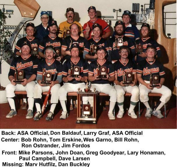 1982 State Champions